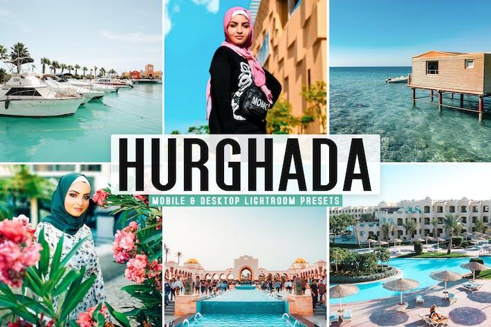 Thumbnail for Hurghada Mobile & Desktop Lightroom Presets