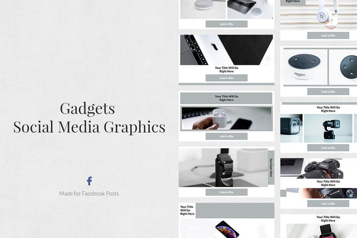 Thumbnail for Gadgets Facebook Posts