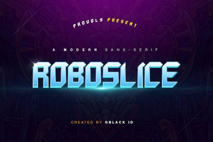 Thumbnail for Roboslice