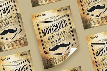 Parti Movember