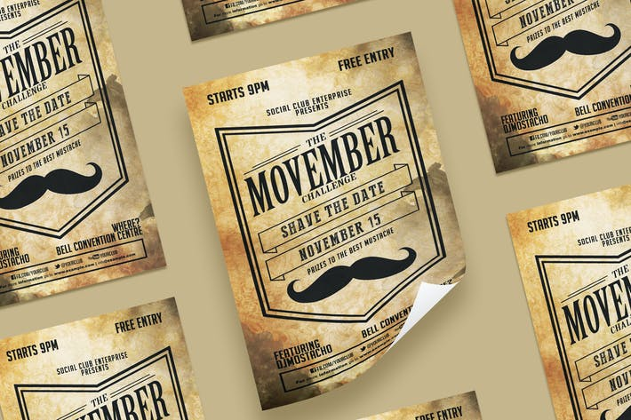 Thumbnail for Movember Party