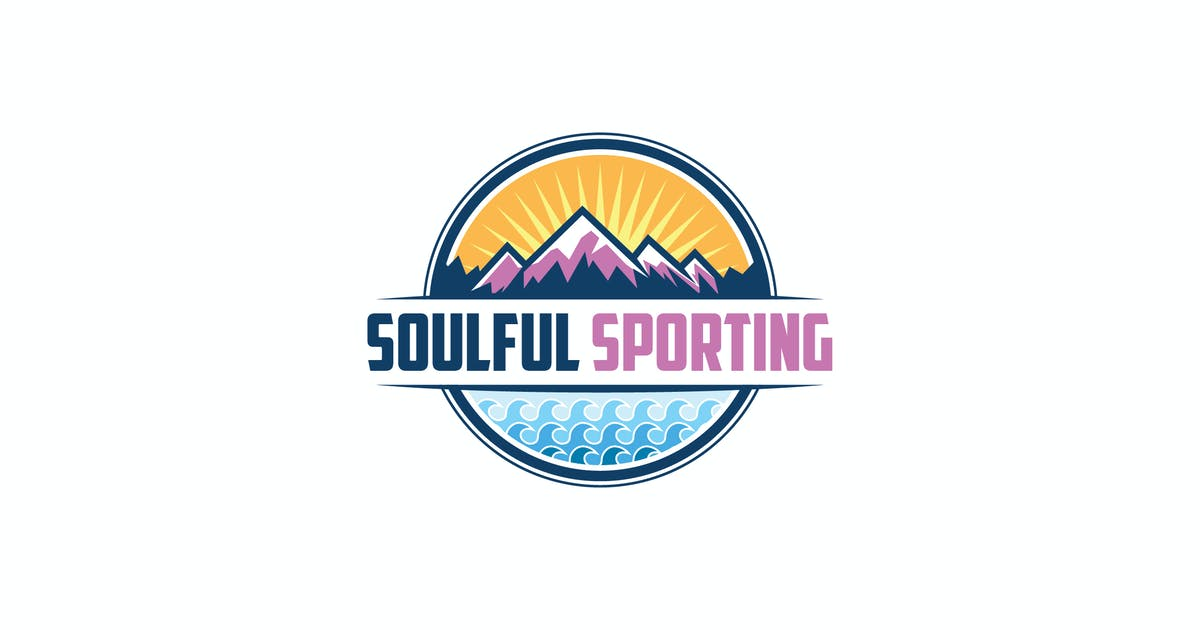 Download Soulful Sporting Logo by PremiumLayers