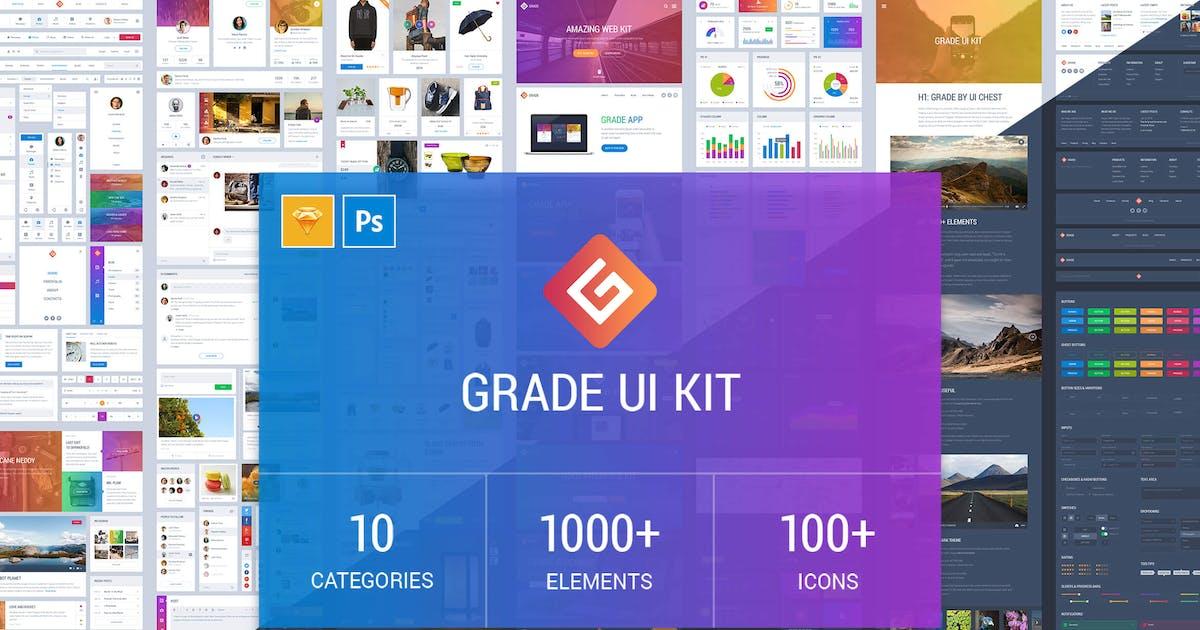 Grade UI Kit by Unknow