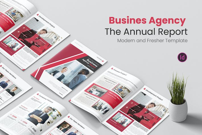 Thumbnail for Business Agency Annual Report