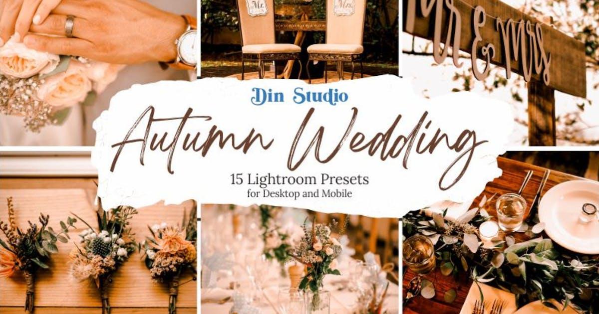 Download Autumn Wedding Lightroom Presets by Din-Studio