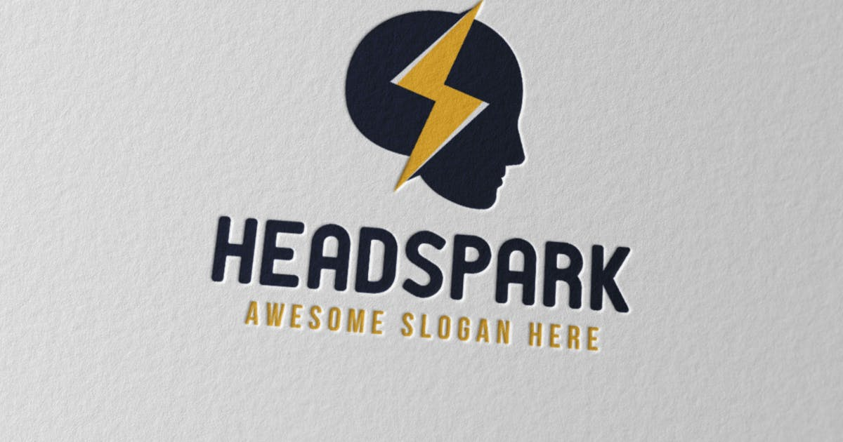 Headspark Logo by Scredeck