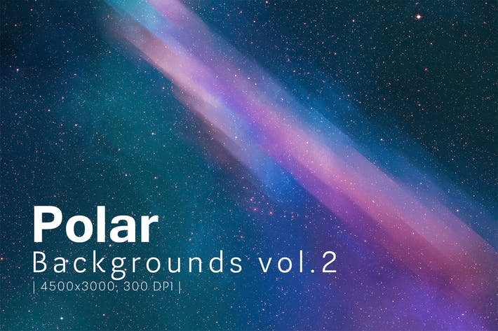 Thumbnail for Polar Backgrounds Vol.2