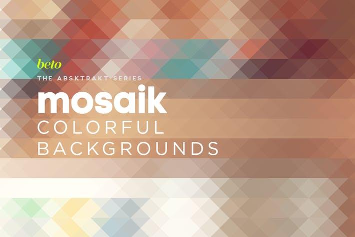 Thumbnail for Mosaik Fondos Coloridos V3