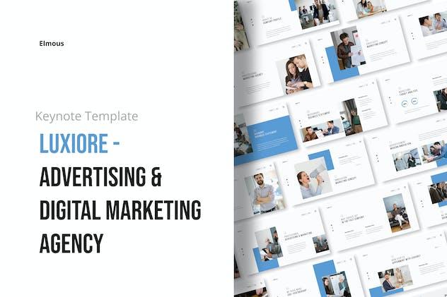 Luxiore - Advertising & Digital Marketing Agency