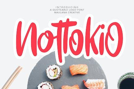 Police Logo citable Nottokio
