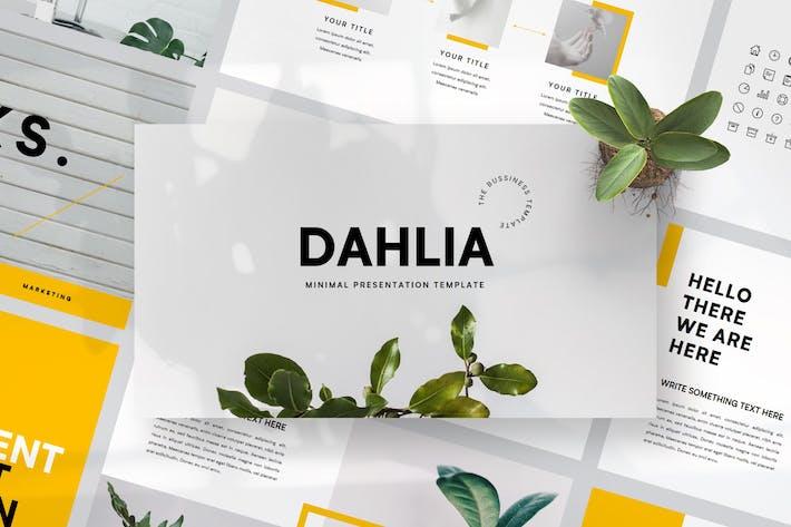 Далия - Google Слайды