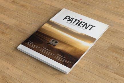 Patient Magazine Templete