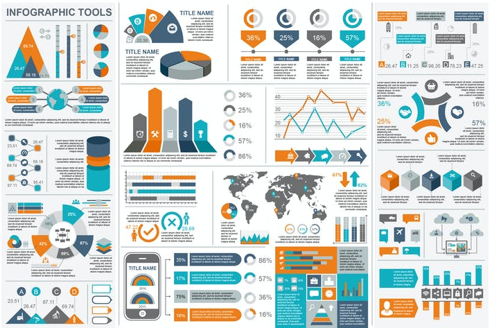 Thumbnail for Инфографические элементы