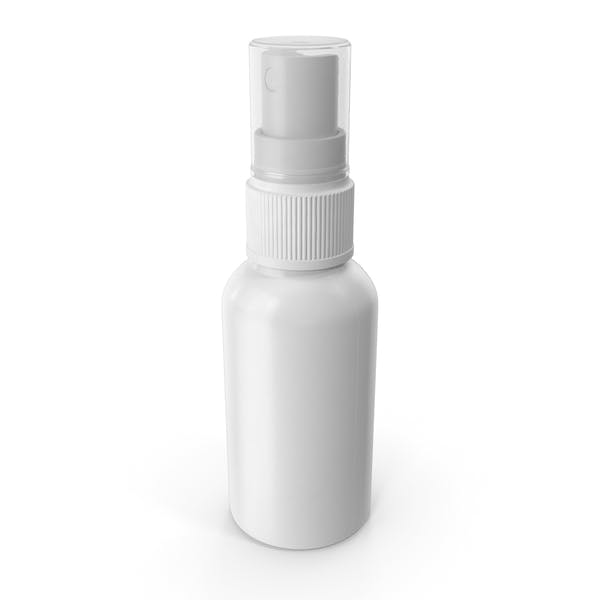 50 мл распылительная бутылка насоса