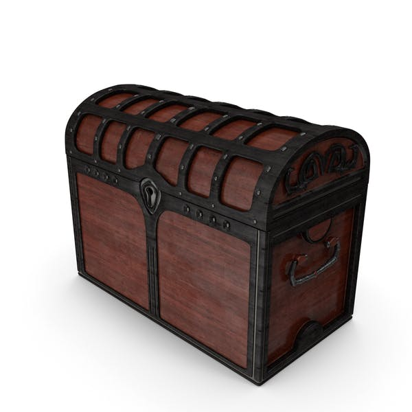 Thumbnail for Wooden Chest Locked