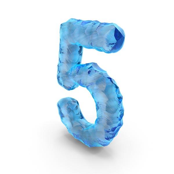 Ice Alphabet Number 5
