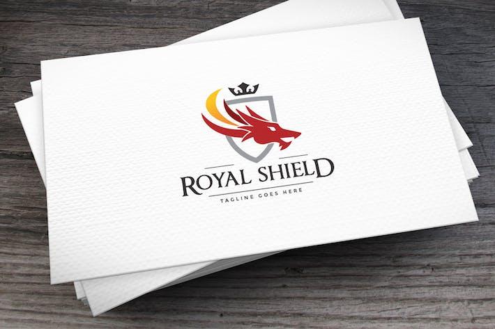 Thumbnail for Royal Shield Logo Template