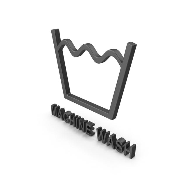 Textile Care Symbol Machine Wash