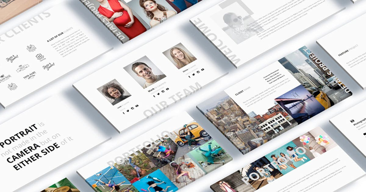 Download Pocketgraph Photography Google Slide Presentation by Unknow