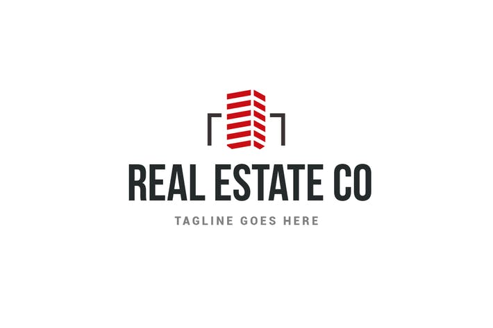 Thumbnail for Real Estate Business Logo