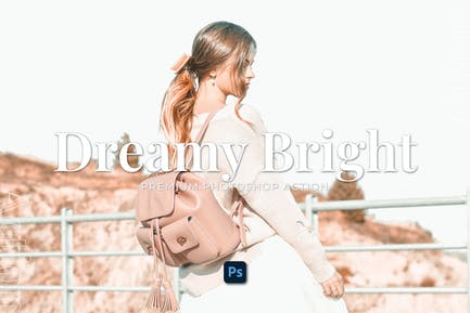 Dreamy Bright Photoshop Action
