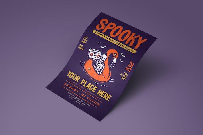 Thumbnail for Halloween Fest Flyer