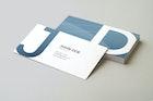 90x50 Business Card Mockup v2