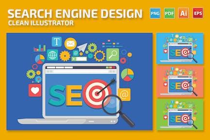 Entwurf von Suchmaschinen