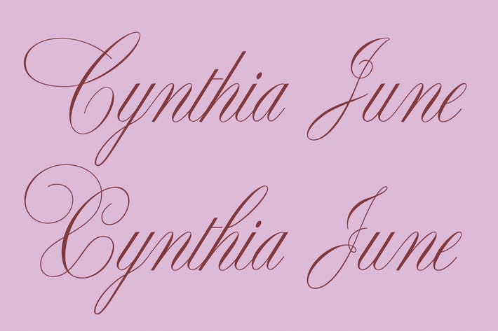 Thumbnail for Cynthia June