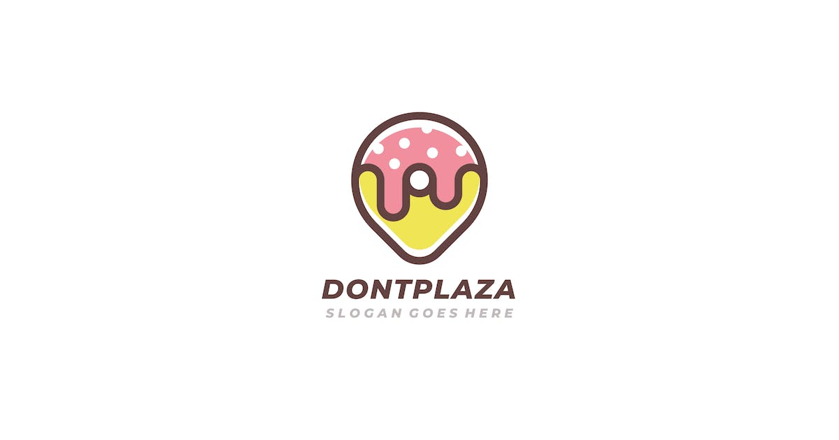 Download Donut Place Logo by 3ab2ou