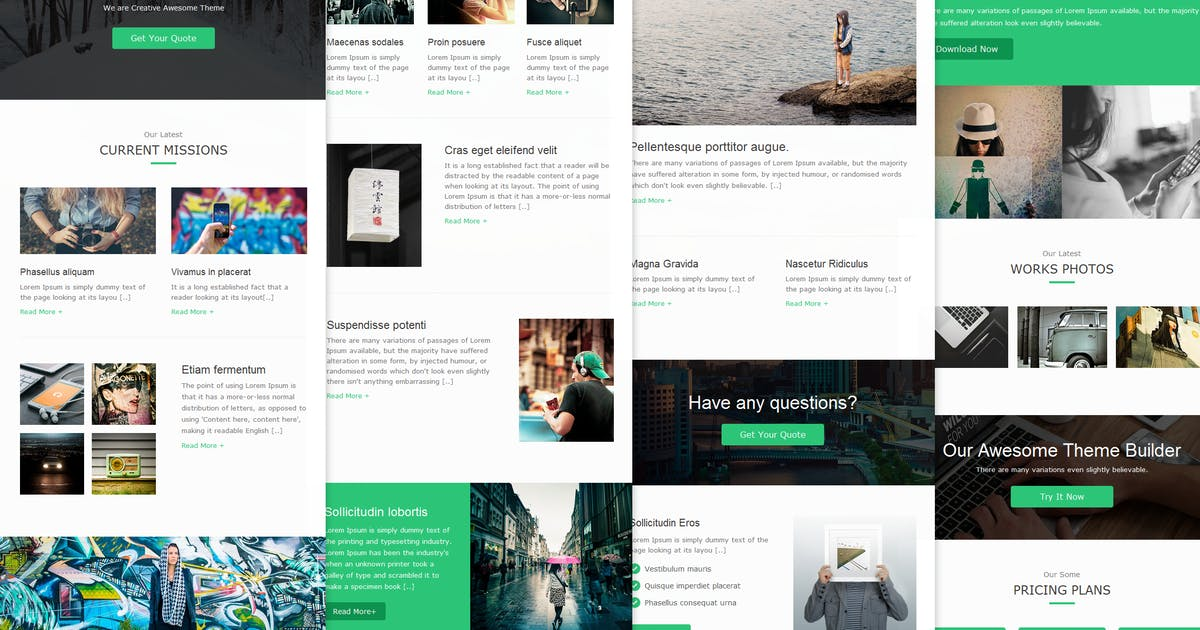 Download Bion - Responsive Email Template by williamdavidoff