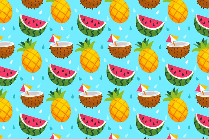 Thumbnail for Fruit Pattern