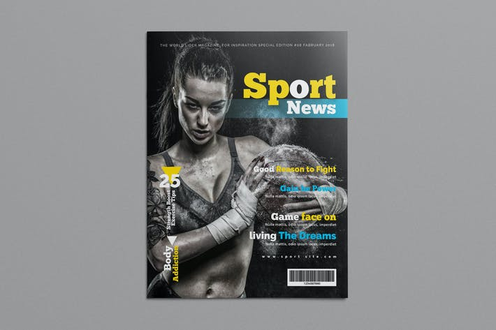 Thumbnail for Sport Magazine