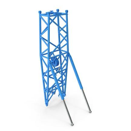 Crane WA Frame 2 Pivot Section Blue