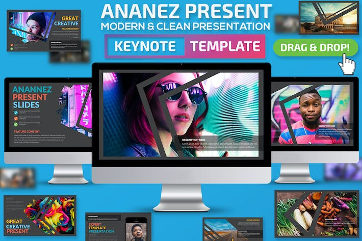 Cover Image For Ananez Keynote Presentation