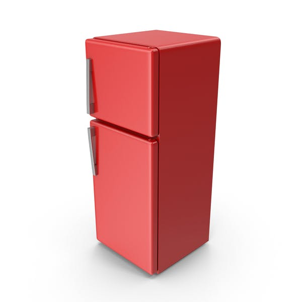Thumbnail for Red Refrigerator