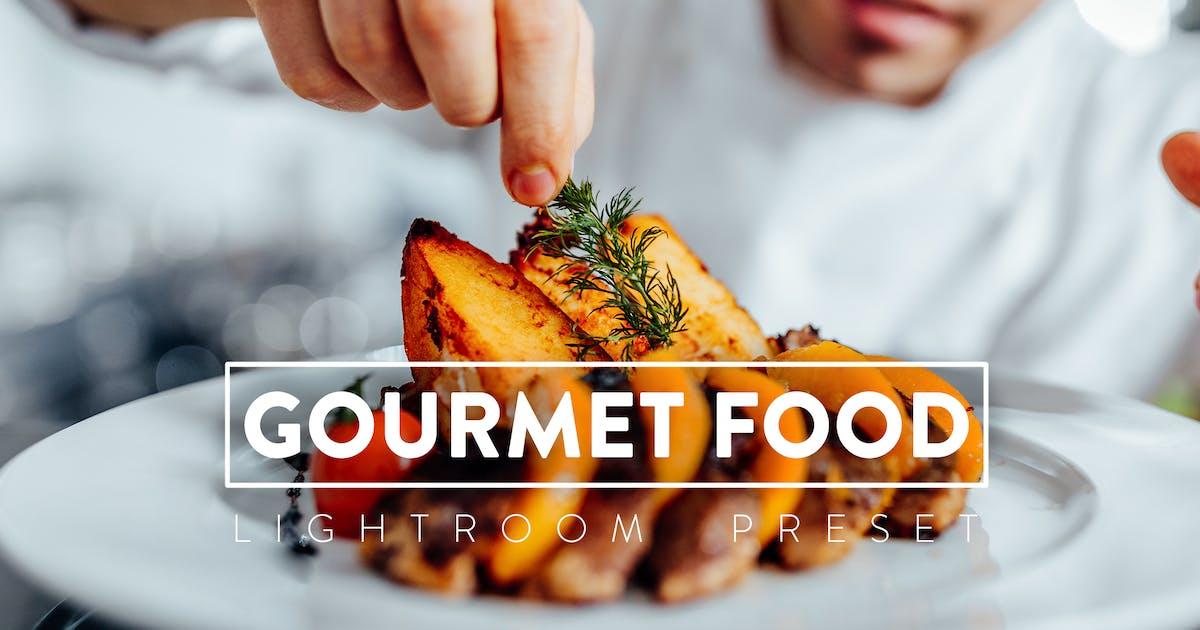 Download 10 Gourmet Food Lightroom Preset by CCpreset