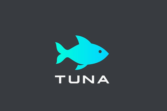 Thumbnail for Logo Fish Tuna Seafood Restaurant Store