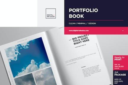Minimal Portfolio Book