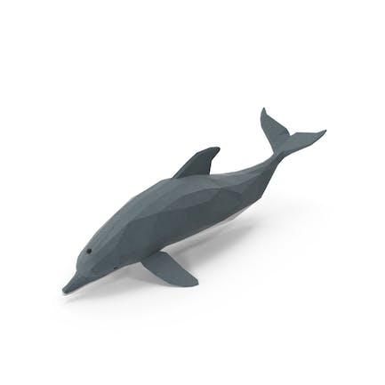 Delfín de Poly bajo