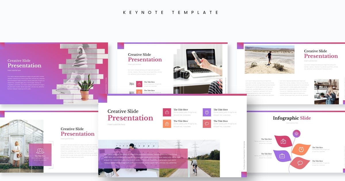 Download Savica - Keynote Template by aqrstudio