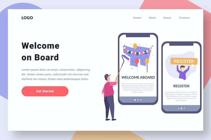 Thumbnail for Onboarding Design