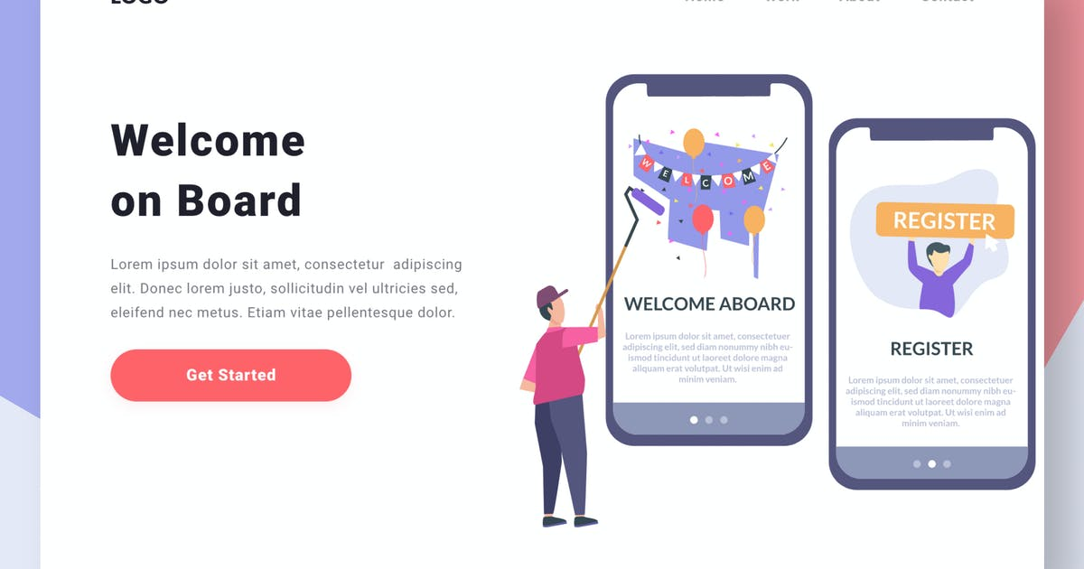 Download Onboarding Design by buydesign