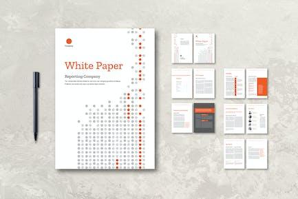 White Paper Unternehmensbericht