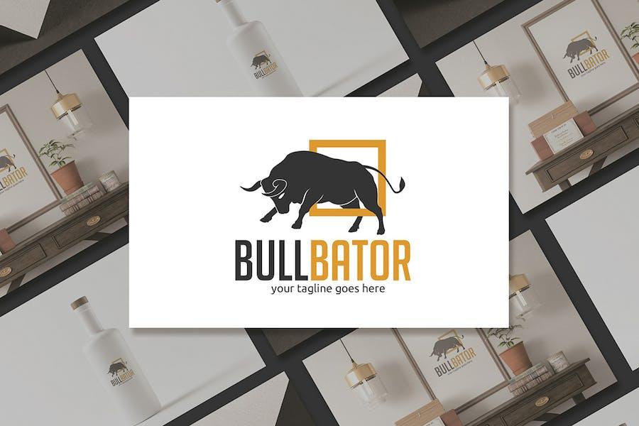 Bullbator Logo
