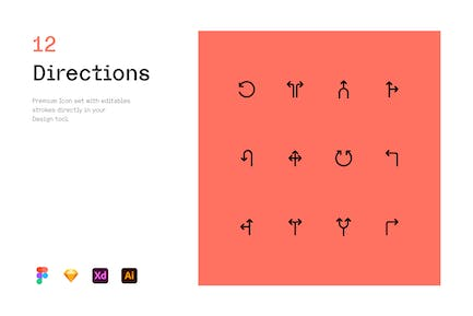 Directions - Linee
