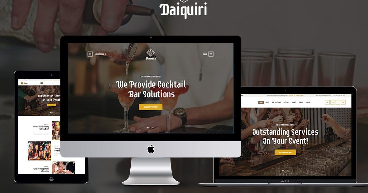 Download Daiquiri by ThemeREX