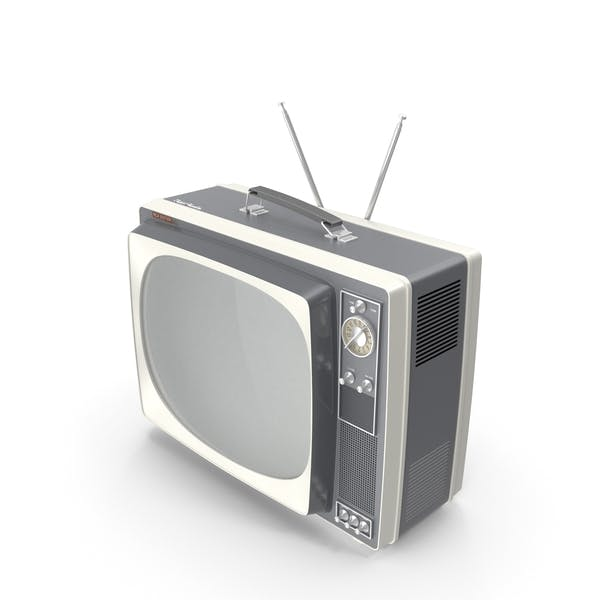 Retro TV RCA Victor New Vista