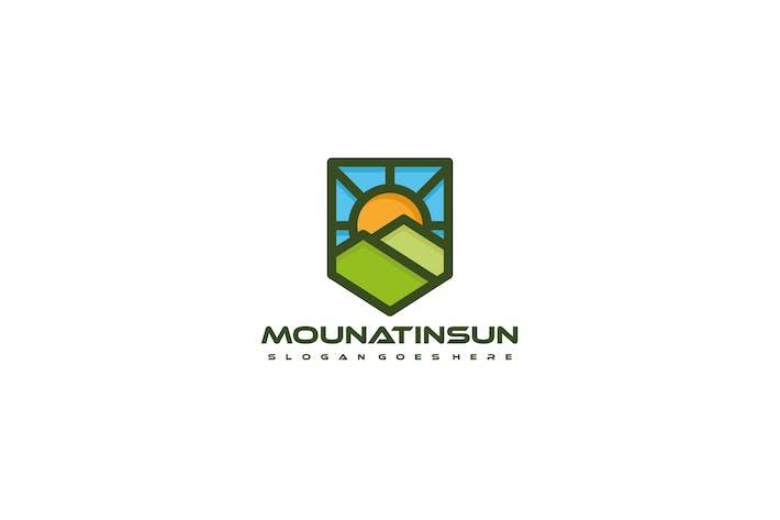 Thumbnail for Mountain and Sun Logo