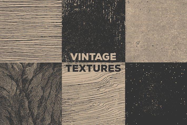 Texturas de Libro Vintage